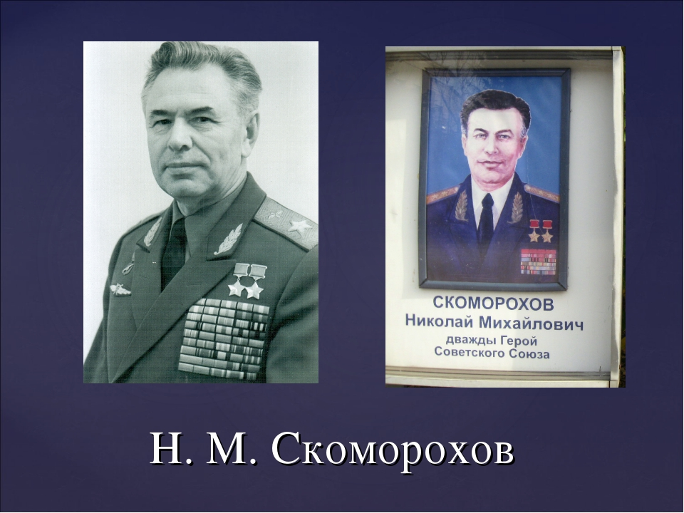 Н. М. Скоморохов
