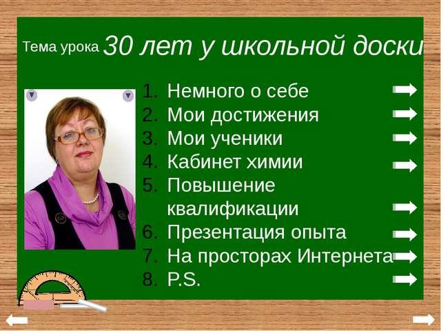Немного о себе Аринова Н.И. Дата рождения: 17 апреля 1961г. Образование: высш...