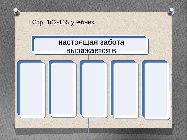 Стр. 162-165 учебник