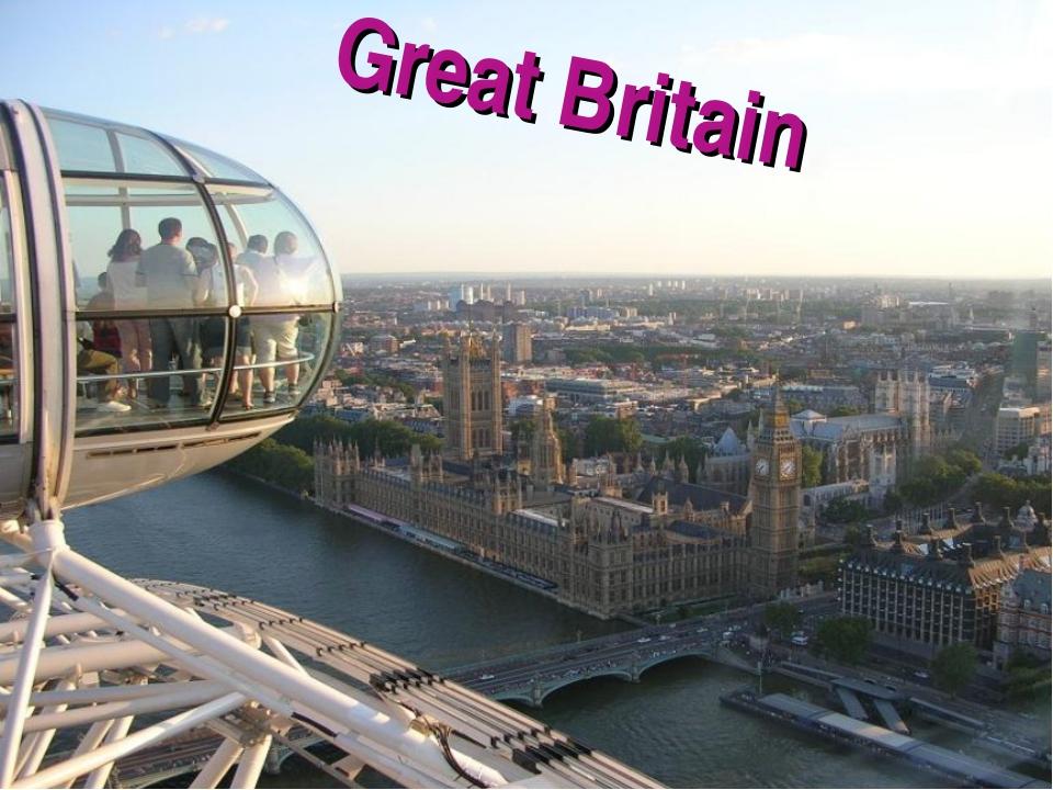 5 Great Britain