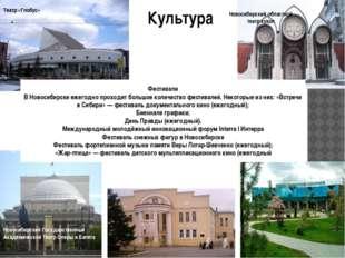 Культура Новосибирский Государственный Академический Театр Оперы и Балета Теа