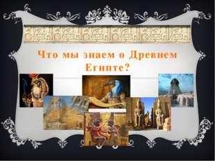 Вопрос № 1 Как звали древнеегипетского бога Солнца? Амон Ра