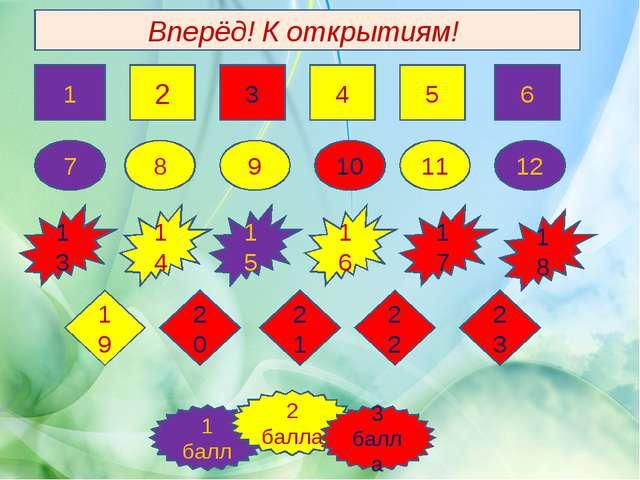 1 2 3 4 5 6 7 8 9 10 11 12 13 14 15 16 17 18 19 20 21 22 23 Вперёд! К открыти...