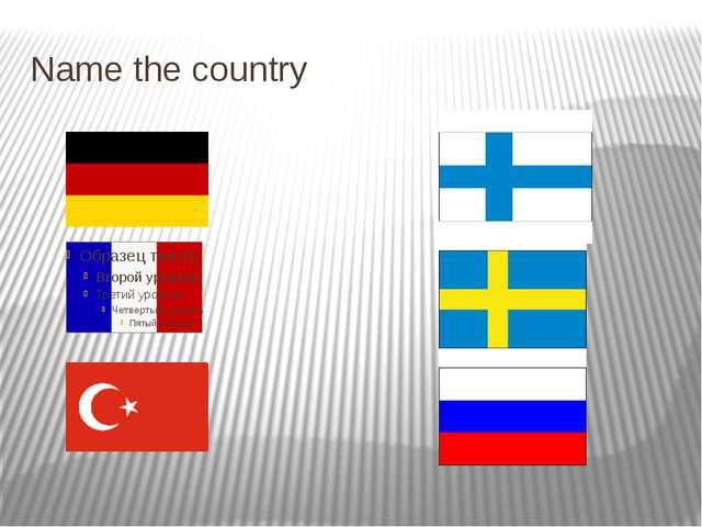 Name the country