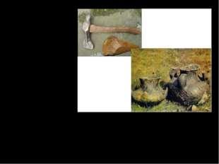 Предметы из дольменов