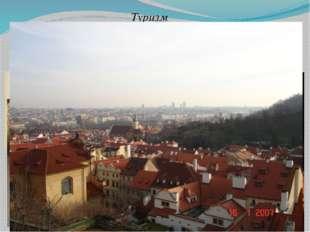 Туризм Значительный вклад в экономику Чехии приносит - туризм. В Чешской Респ