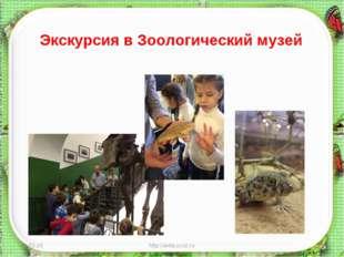 * http://aida.ucoz.ru * Экскурсия в Зоологический музей http://aida.ucoz.ru