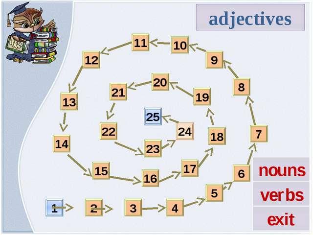 adjective 24 good – better – the best