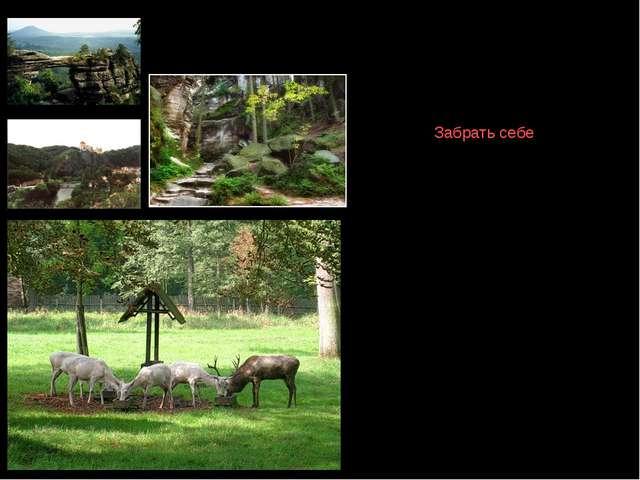 Особо охраняемые территории Чехия – страна разнообразных живописных ландшафто...