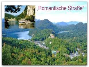 """""""Romantische Straße"""""""