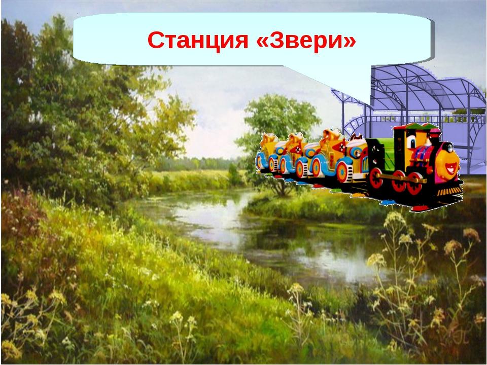 Станция «Звери»