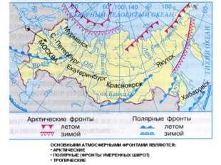 http://www.ecololife.ru/study-585-22.html ОСНОВНЫМИ АТМОСФЕРНЫМИ ФРОНТАМИ ЯВЛ