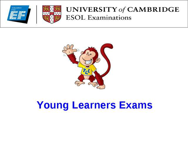 Young Learners Exams