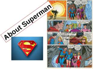 About Superman