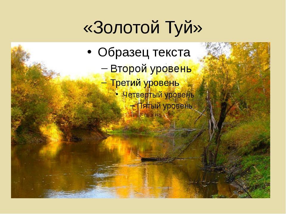 «Золотой Туй»
