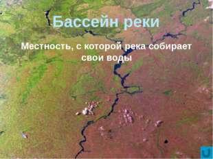 Дельта Равнина, образованная из речных наносов в устье реки между её рукавами