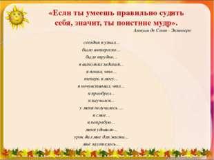 «Портфель достижений» ученика начальной школы