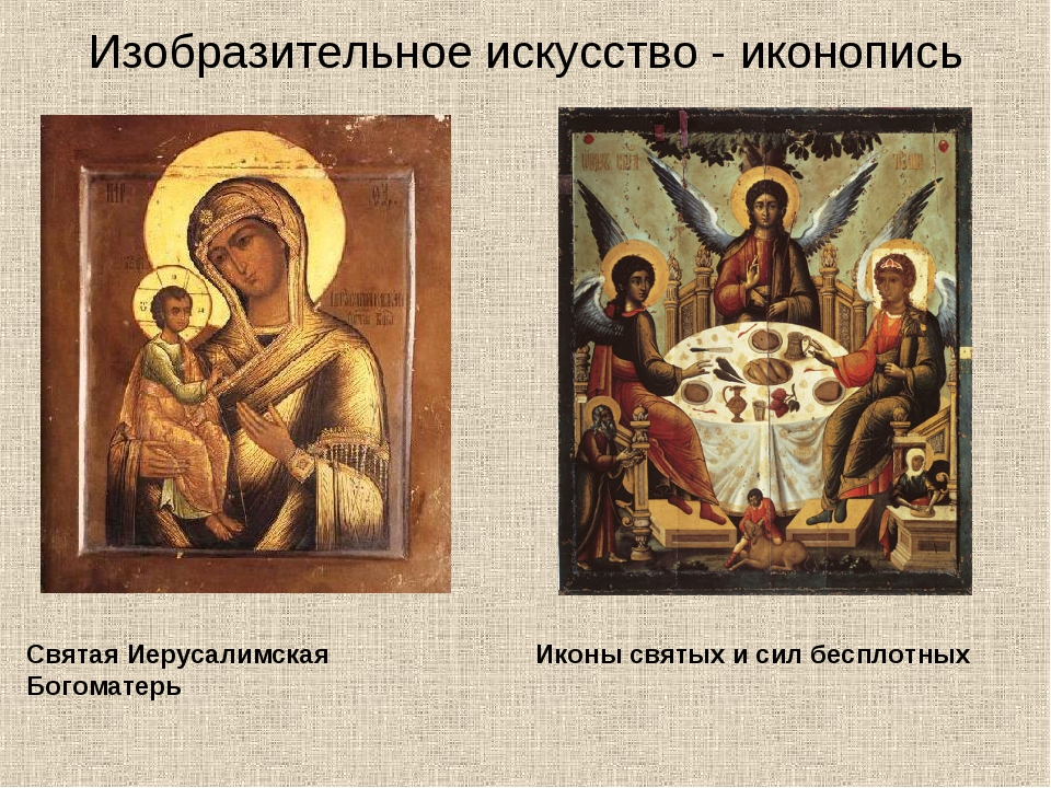 Изобразительное искусство - иконопись Святая Иерусалимская Богоматерь Иконы с...
