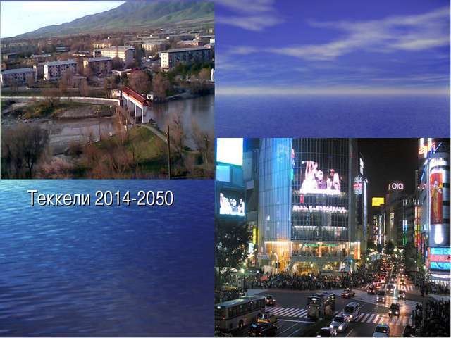 Теккели 2014-2050