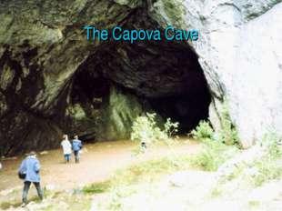 The Capova Cave