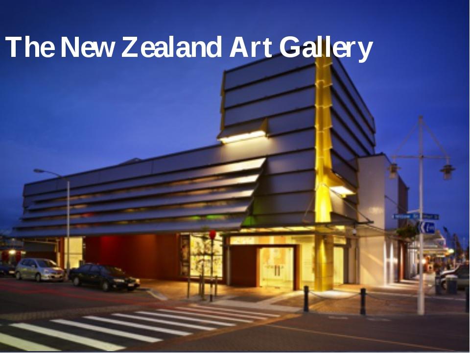 The New Zealand Art Gallery