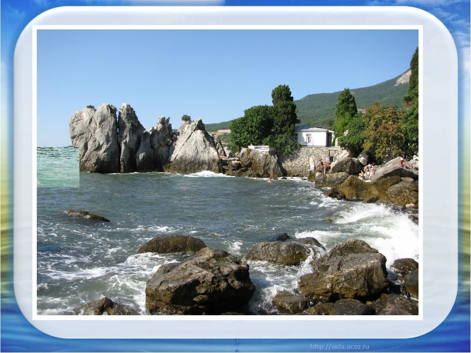 Я – Юля, люблю теплое летнее море