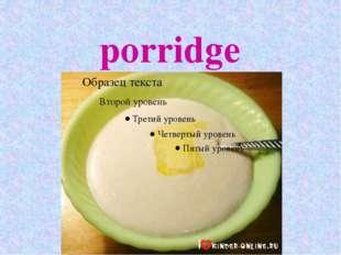 porridge 11.10.10