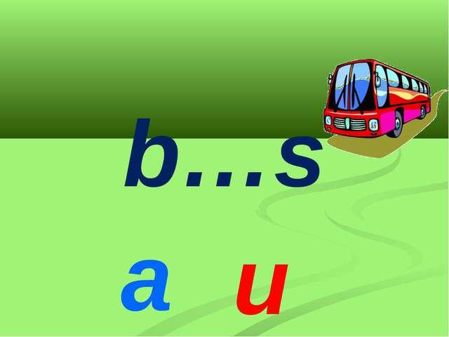 b…s a u
