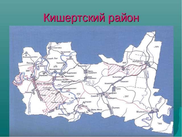 Кишертский район