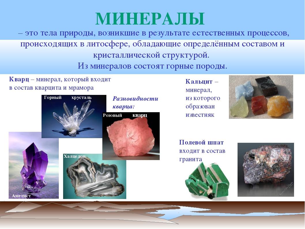– это тела природы, возникшие в результате естественных процессов, происходя...