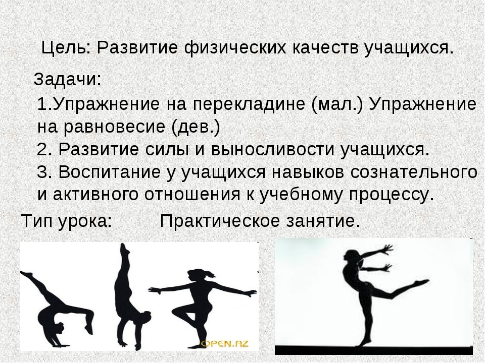 Цель: Развитие физических качеств учащихся. Задачи: 1.Упражнение на переклади...