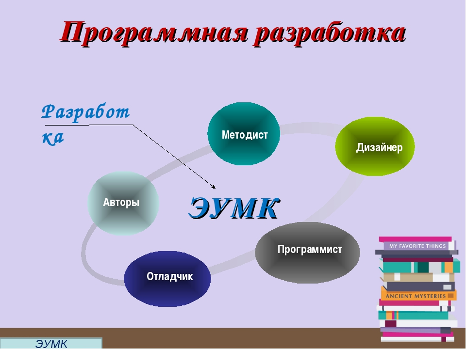 Программная разработка ЭУМК