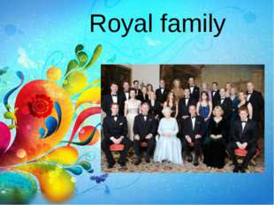 Royal family