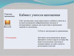 http://uztest.ru/ UzTest.ru:инструкция по применению   1. Регистрация. З