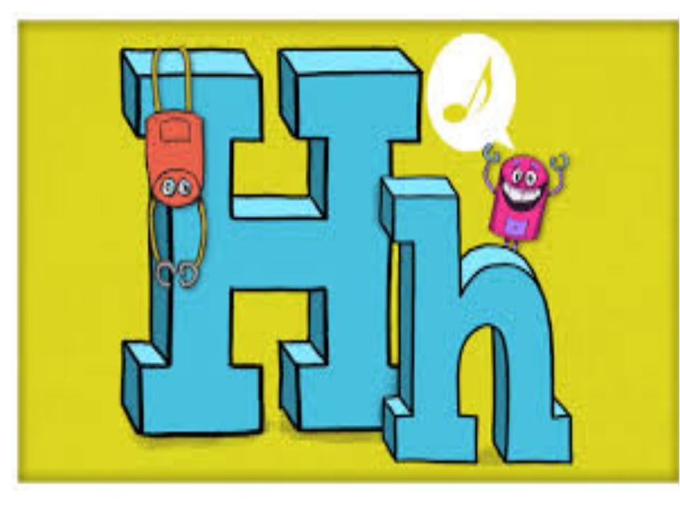 Letter: Hh