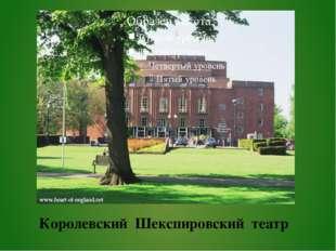 Королевский Шекспировский театр
