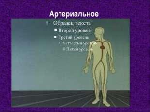 Артериальное