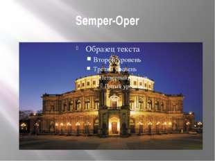 Semper-Oper