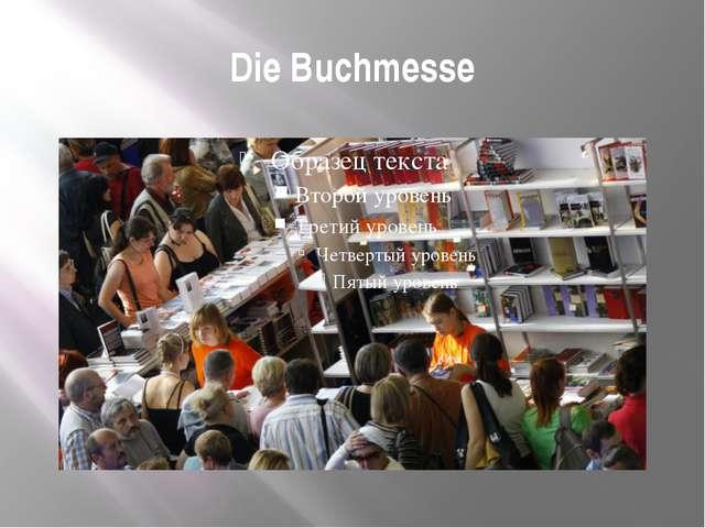Die Buchmesse