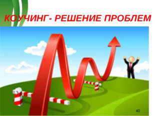 КОУЧИНГ- РЕШЕНИЕ ПРОБЛЕМ * Free Powerpoint Templates Page *
