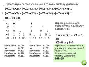 №12. Сколько различных решений имеет уравнение (система уравнений): Ответ: О