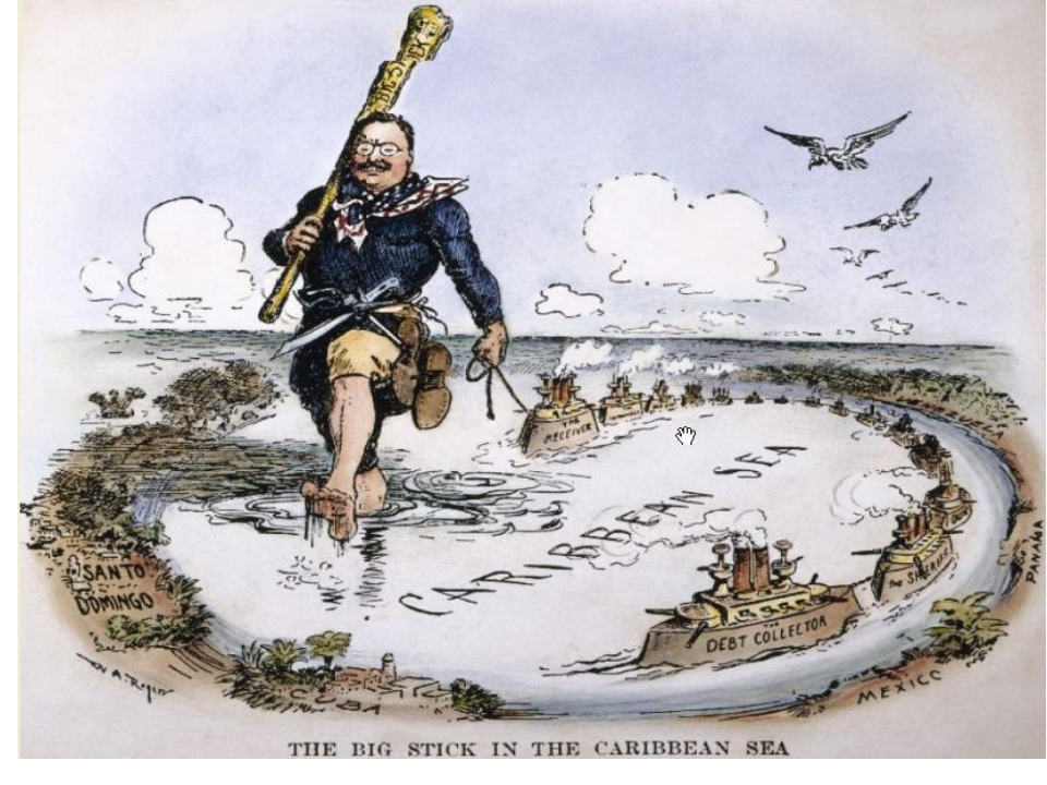 an analysis of the topic of the monroe doctrine in the united states of america