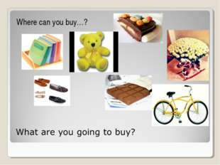 Where can you buy…?