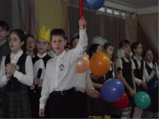 Посвящение первоклассников в ученики