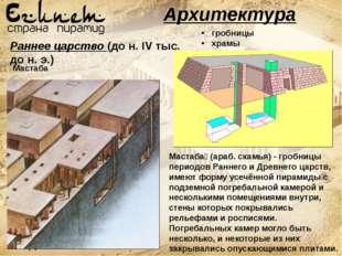 Пирамида фараона Джосера Ступенчатая пирамида в Саккаре— древнейшее из сохра