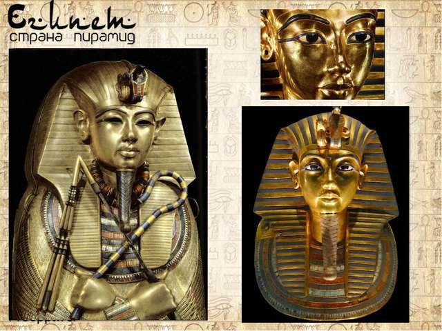 Модель фараона Тутанхамона, созданная художниками иучеными изФранции, США и...