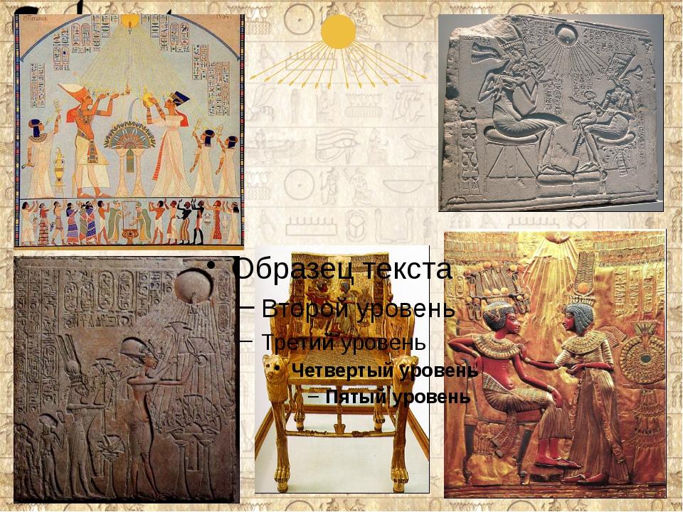 Гипсовый портрет Нефертити. Скульптор Тутмес Нефертити - жена фараона Аменхот...