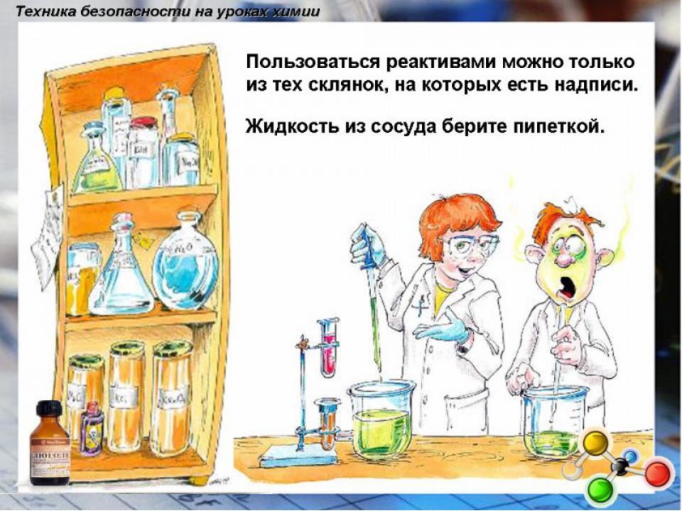 Смешные картинки на урок химии