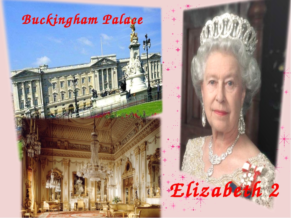 Buckingham Palace Elizabeth 2