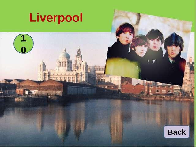 Liverpool 10 Back